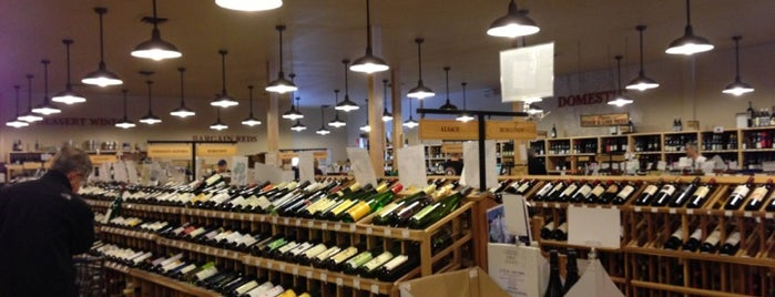 K&L Wine Merchants is one of Posti salvati di Darcy.