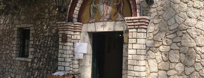 Pantokrator is one of Corfu, Greece.