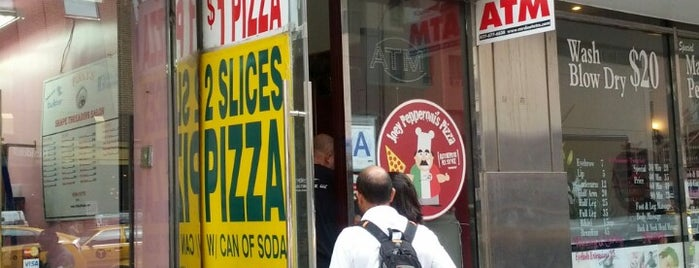 Joey Pepperoni's Pizza is one of NYC Pizza.