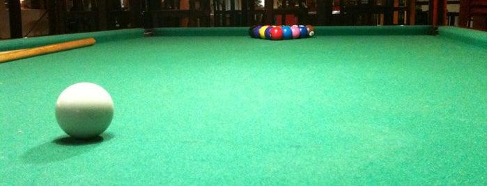 Snooker Bar is one of Bares, Petiscos e Diversão em SJC.