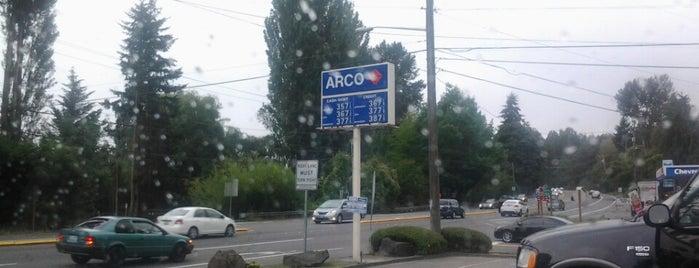 ARCO is one of Tempat yang Disukai Josh.
