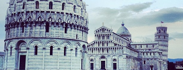 Campo dei Miracoli is one of Eurotrip.