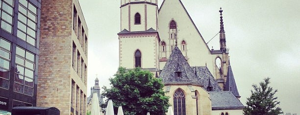 Thomaskirche is one of Posti che sono piaciuti a Stefan.