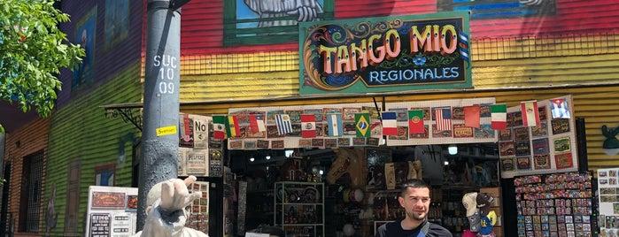 La Boca is one of Lo que hacer en Buenos Aires.