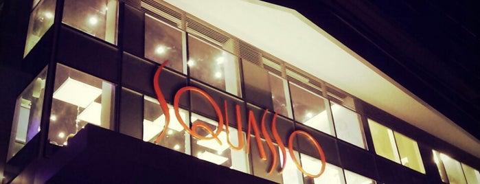 Squasso Centro de Beleza is one of Mayara : понравившиеся места.