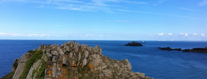 Pointe du Grouin is one of Bretagne.