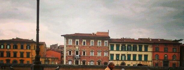 Lungarno Mediceo is one of #4sqCities #Pisa - Tips for travellers!.