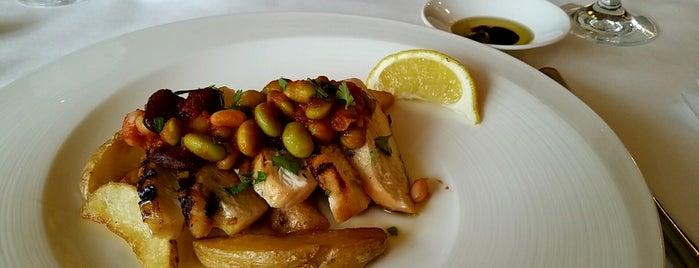 バジリコ basilico is one of Tim's Favorite Restaurants & Bars around The Globe.