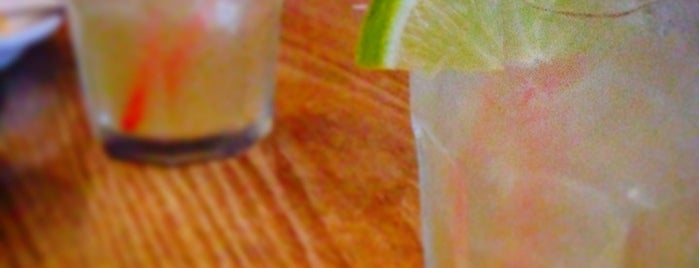 Puerto Alegre is one of 40 Excellent Places to Drink Margaritas.