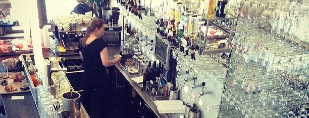 Bar Bukowski is one of Amsterdam.