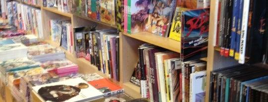 Kinokuniya Bookstore is one of San Francisco, CA Spots.