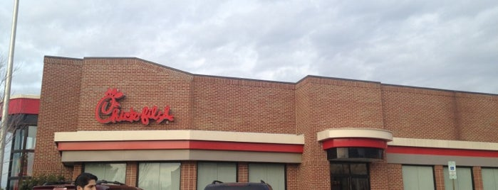 Chick Fil A Is One Of Howard County Gluten Free Friendly Restaurants