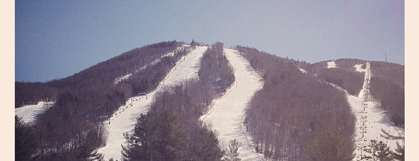 Mount Sunapee is one of Fly me to the moon.
