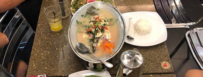 Restoran Thai Tomyam Kung is one of g.
