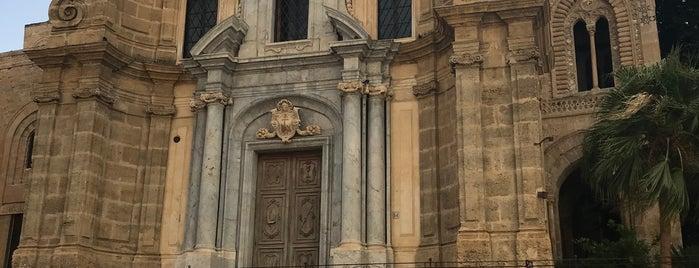 Chiesa Di Santa Maria Dell'ammiraglio is one of Palermo.