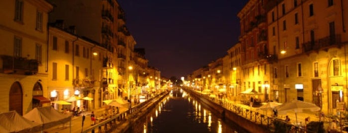 Navigli is one of MI-piaci.
