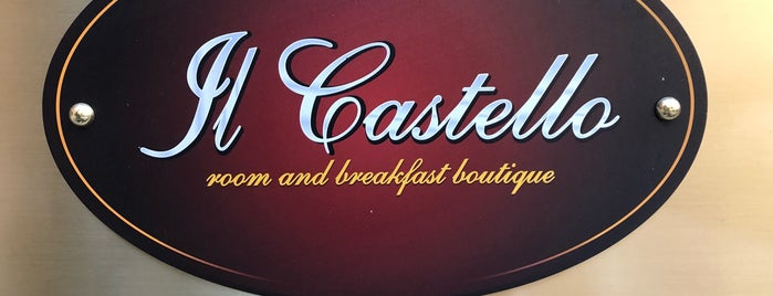 Il Castello Room and breakfast boutique is one of Bologna.
