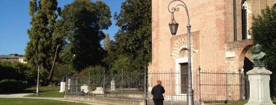 Giardini dell'Arena is one of #visitpadova.