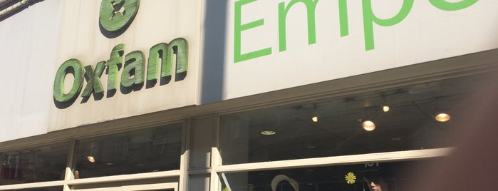 Oxfam Emporium is one of Manchester.