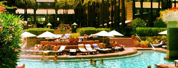 Hyatt Regency Scottsdale Resort & Spa At Gainey Ranch is one of Tempat yang Disukai Bonus.
