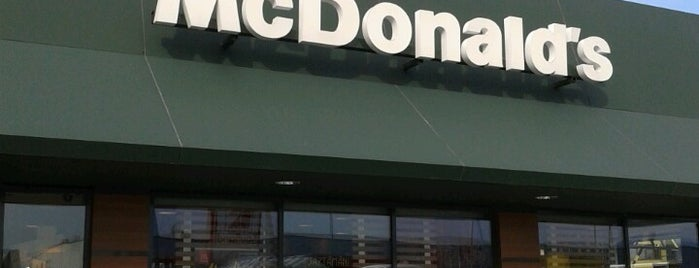 McDonald's is one of Lugares favoritos de Alvaro.