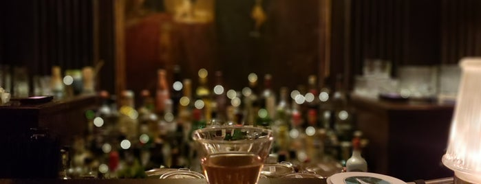 The George Washington Bar is one of Kips.