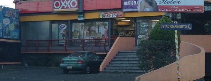 Oxxo tepepan is one of Armando : понравившиеся места.