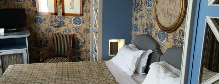 Hôtel des Grands Hommes is one of Orte, die Todd gefallen.