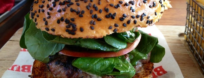Burger Bar Joint is one of Mexico City.