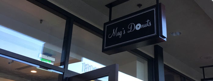 Mags Donut & Bakery is one of Usa.