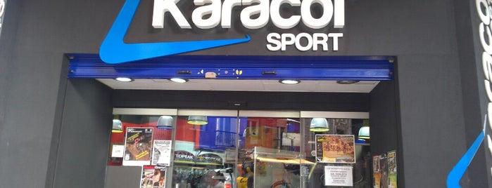 Karakol Sport is one of Mariana'nın Beğendiği Mekanlar.