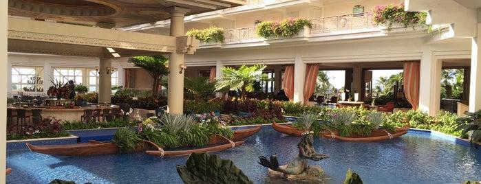 Lucky Mermaid @ G. W. Resort is one of Locais curtidos por Scott.