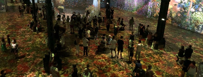 Atelier des Lumières is one of Paris 2020.