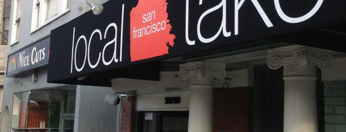 Local Take is one of San Francisco.