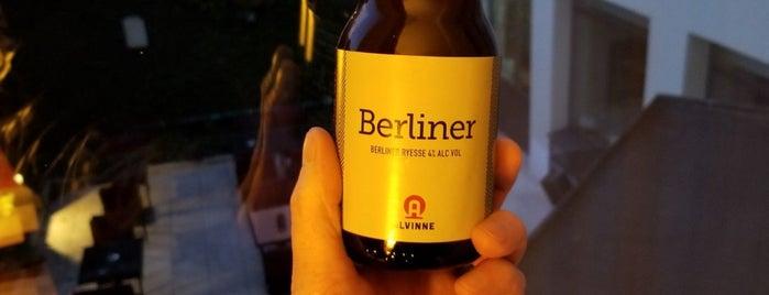 Seven bar bistro is one of München 2.