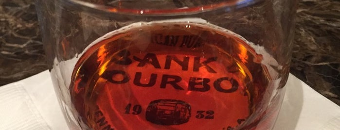 Bank & Bourbon is one of Center City Sips 2015.