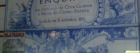 Casa das Enguias is one of Restaurants.