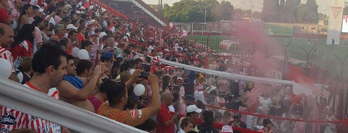 Estadio Eduardo Gallardón (C. A. Los Andes) is one of Part 1~International Sporting Venues....