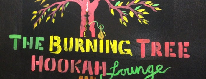 The Burning Tree is one of Lieux qui ont plu à Curry.
