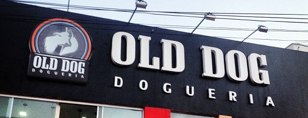 Old Dog is one of Locais curtidos por Samuel.