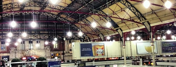 London Victoria Railway Station (VIC) is one of Great Venues To Visit....