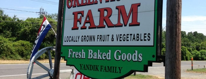 Green Acres Farm is one of Lugares favoritos de Lanre.