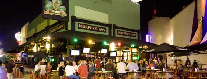 Murphy's Law is one of Favorite Nightlife Spots.