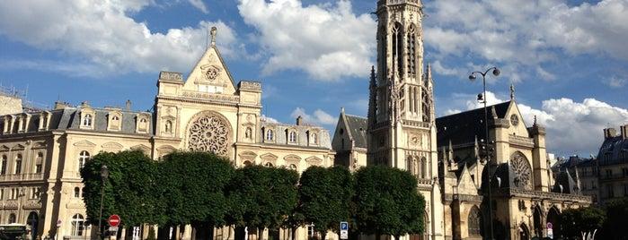 Église Saint-Germain-l'Auxerrois is one of Paris.