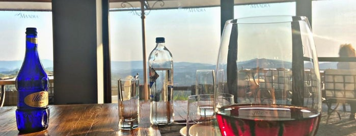 Ma'adra Vineyards is one of CAFE & BISTRO.