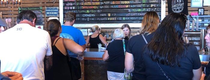 Jamesport Farm Brewery is one of Swen'in Beğendiği Mekanlar.