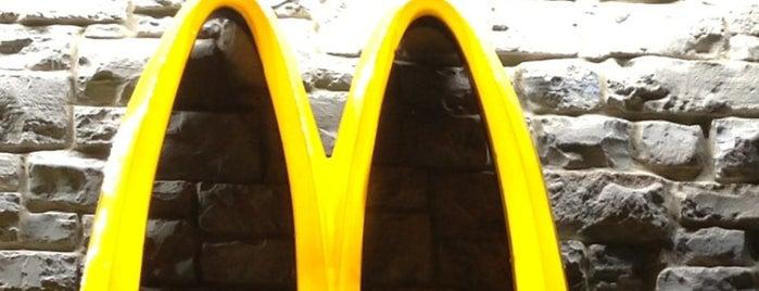 McDonald's is one of Lugares favoritos de Josh.