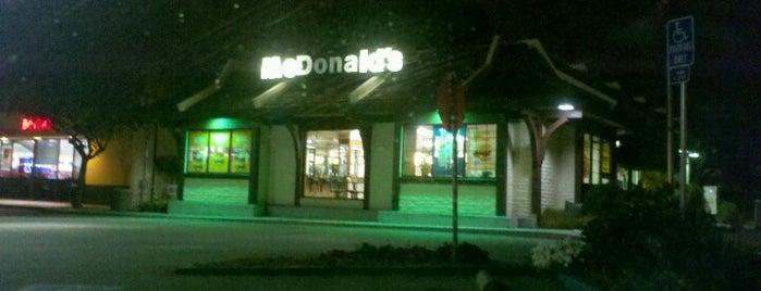 McDonald's is one of My Favorite Resturants.