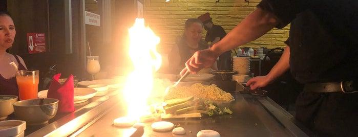 Shogun Hibachi is one of Queens Foodie.