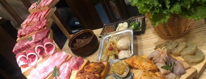 江湖烤肉 Gan-Hoo BBQ is one of To do 3.